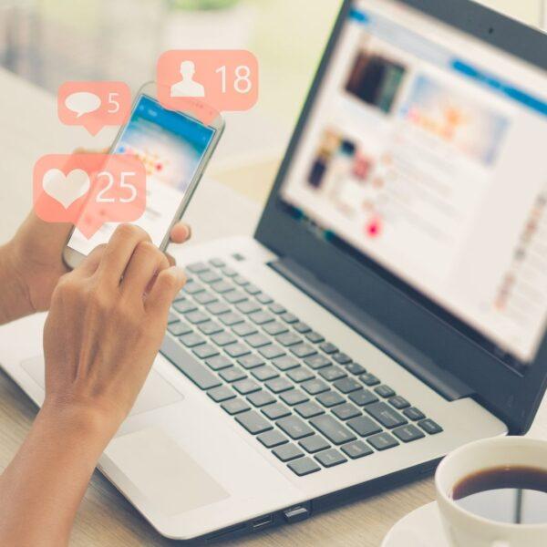 Tienda de recursos de marketing, Diseño web, blog, tiendas online, redes sociales