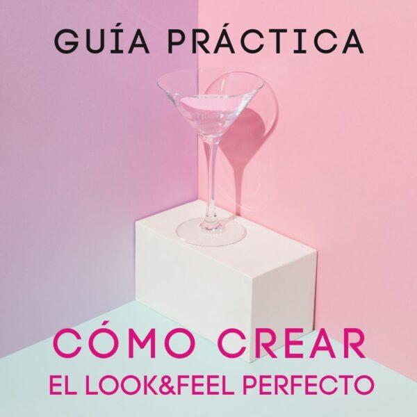 cómo crear el look&feel perfecto   Tienda de recursos de marketing, Diseño web, blog, tiendas online, redes sociales