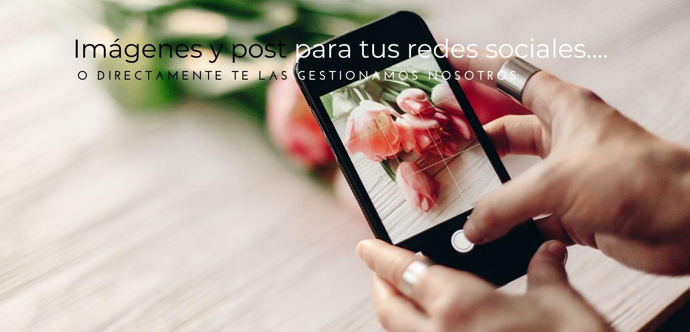 Gestionar redes sociales Tenerife | Tienda de recursos de marketing, Diseño web, blog, tiendas online, redes sociales