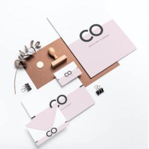diseño de logo para tu marca | Tienda de recursos de marketing, Diseño web, blog, tiendas online, redes sociales